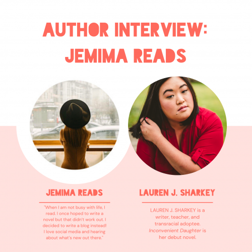 INTERVIEW: JEMIMA READS