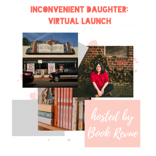 VIRTUAL LAUNCH: INCONVENIENT DAUGHTER