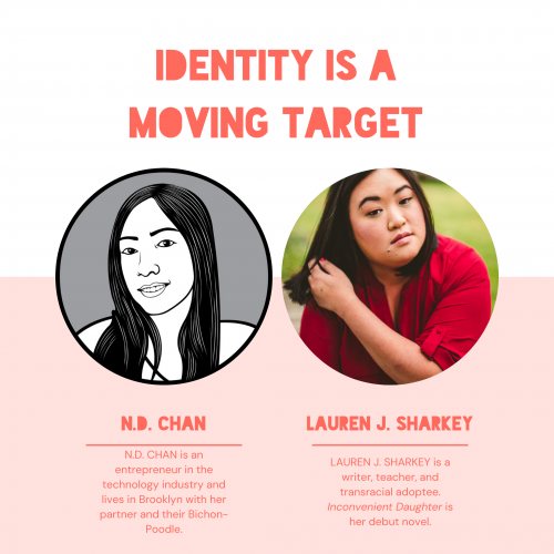 IDENTITY AS A MOVING TARGET